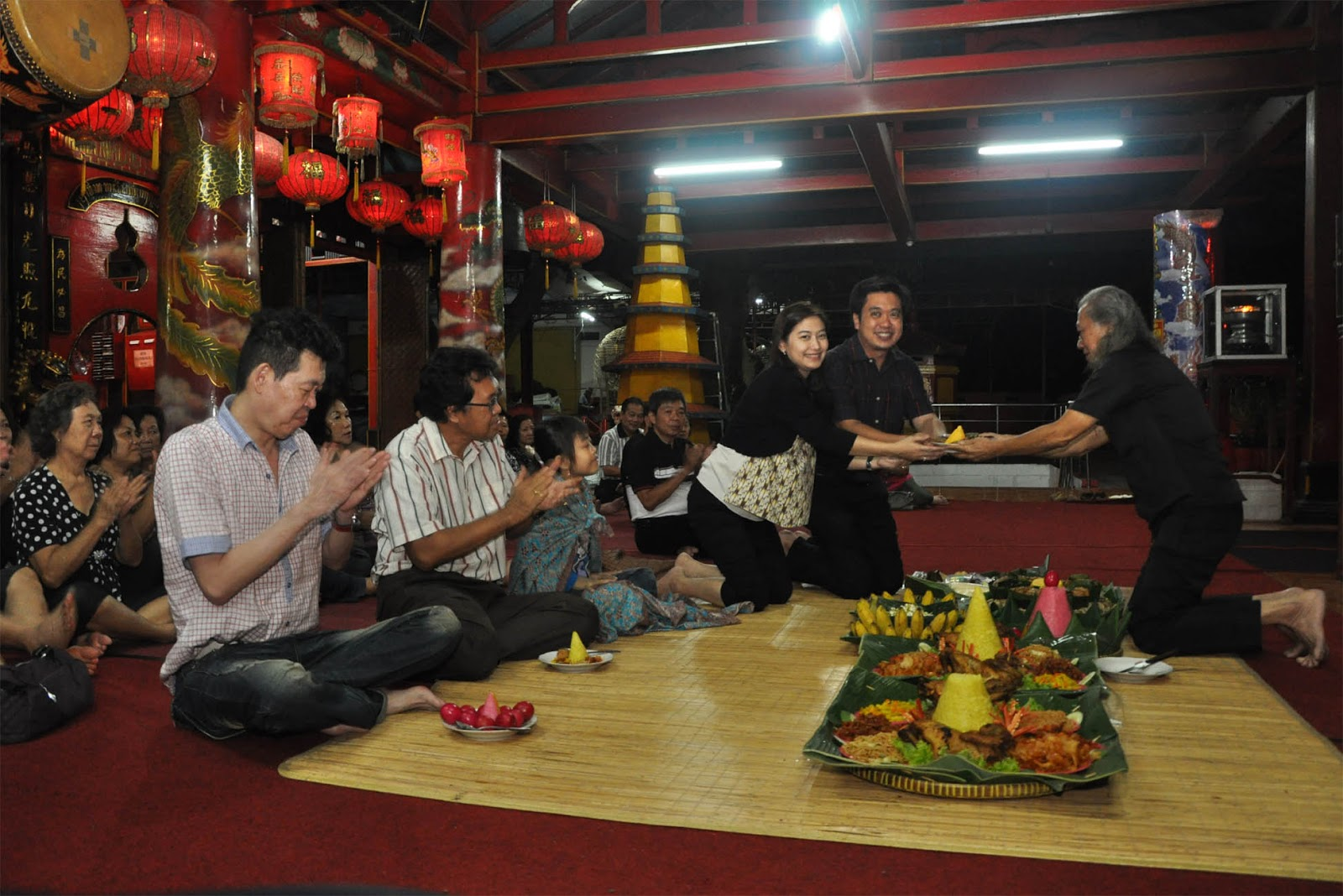 Suhu Tenang Penting Klen Harian Semarang Pengurus Yayasan Vihara Avalokitesvara