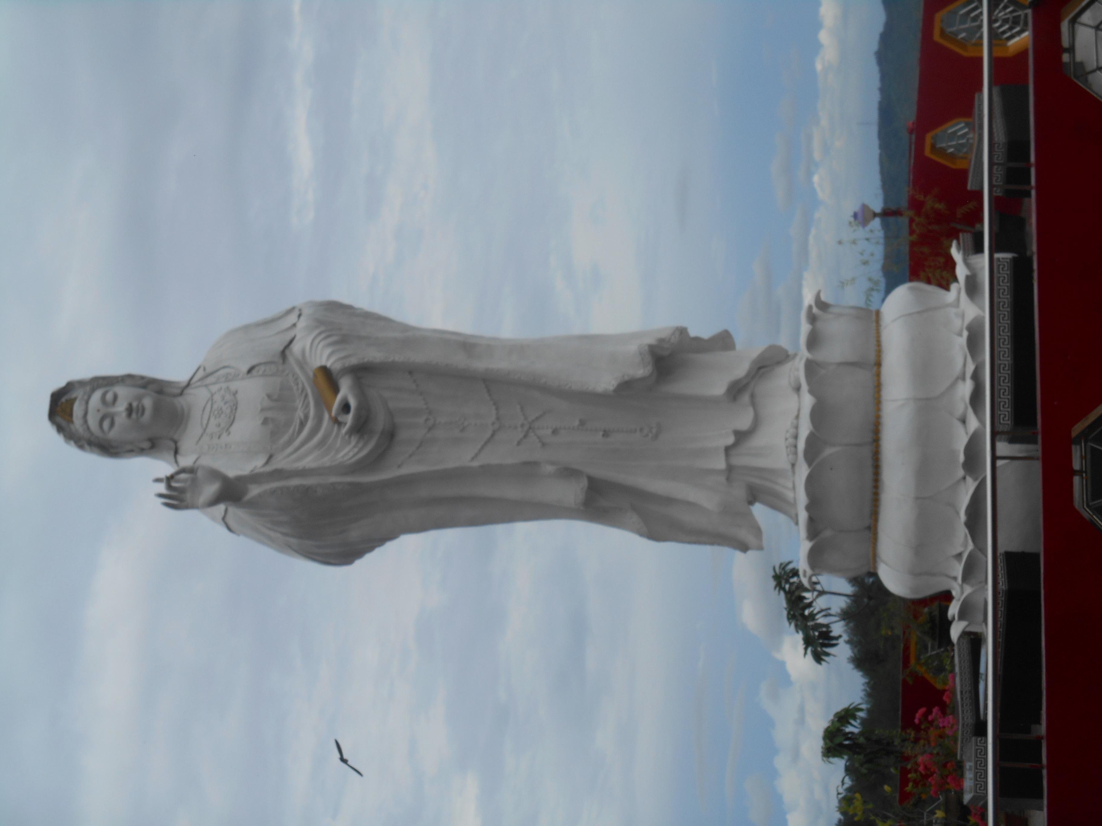 Vihara Avalokitesvara Gunung Kalong Ungaran Semarang Dscn1974 Jpg Klenteng Kab