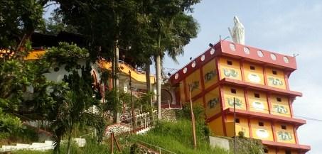 Vihara Gunung Kalong Susukan Ungaran Dienjoybisnis Klenteng Avalokitesvara Kab Semarang