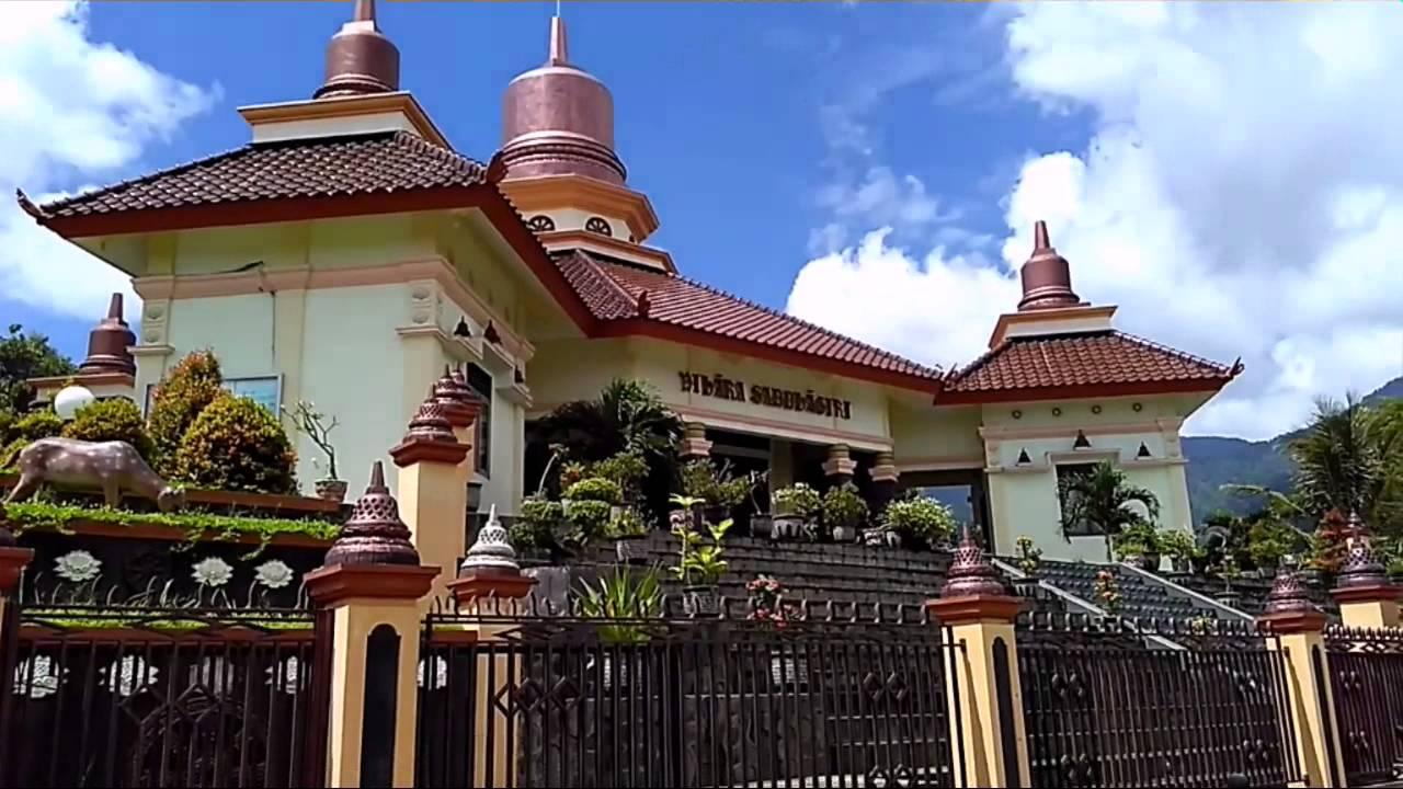 Vihara Termegah Pati Jawa Tengah Klenteng Mewah Gunungwungkal Youtube Avalokitesvara