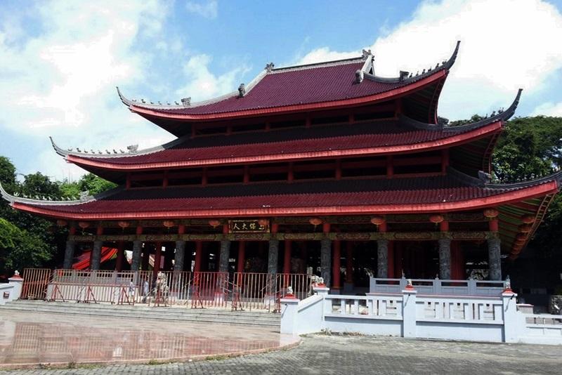 Blog Klaten Wisata Sejarah Klenteng Sam Po Kong Semarang Kab