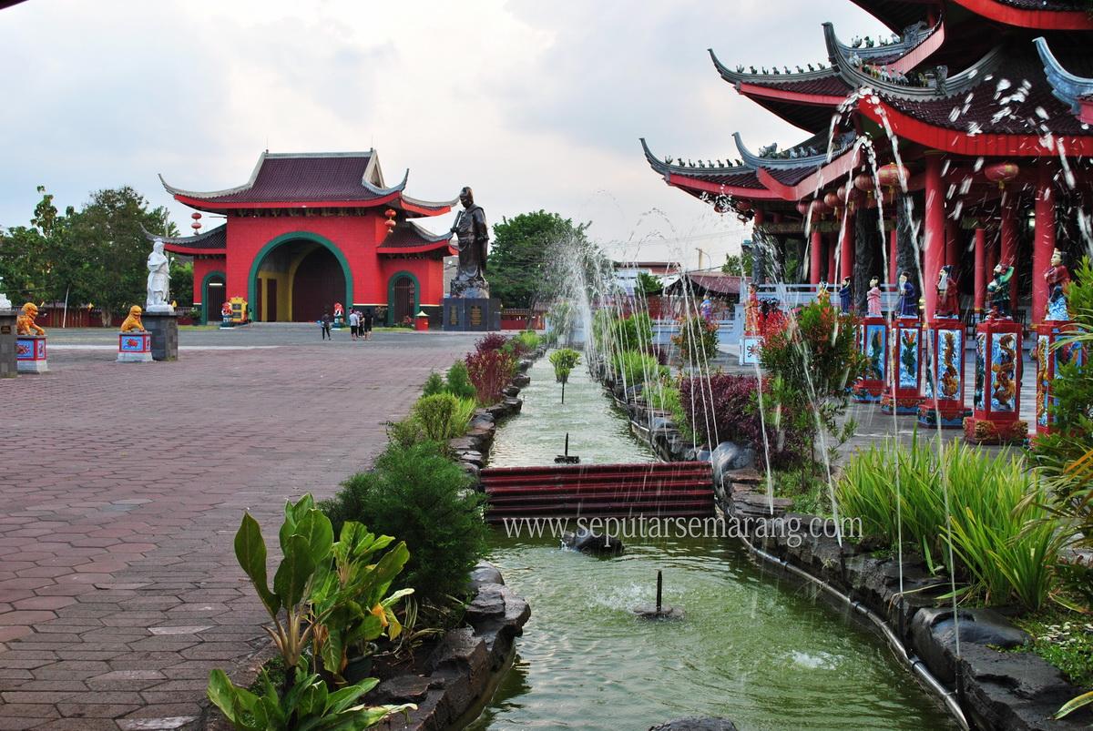 Herlambangangga Wisata Semarang Klenteng Sam Po Kong Kab