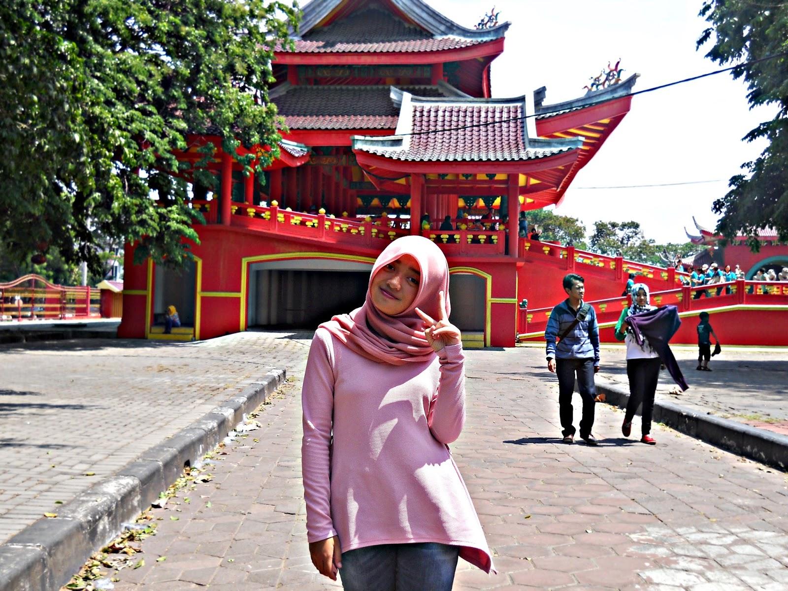 Indonesia Punya Cerita Klenteng Sam Po Kong Tempat Ibadah Ziarah