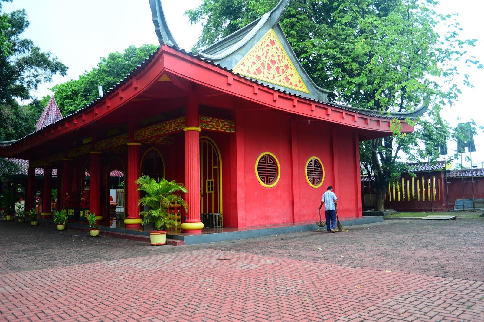 Klenteng Sam Po Kong Semarang Berikut Tampilkan Photo Mengenai Kab