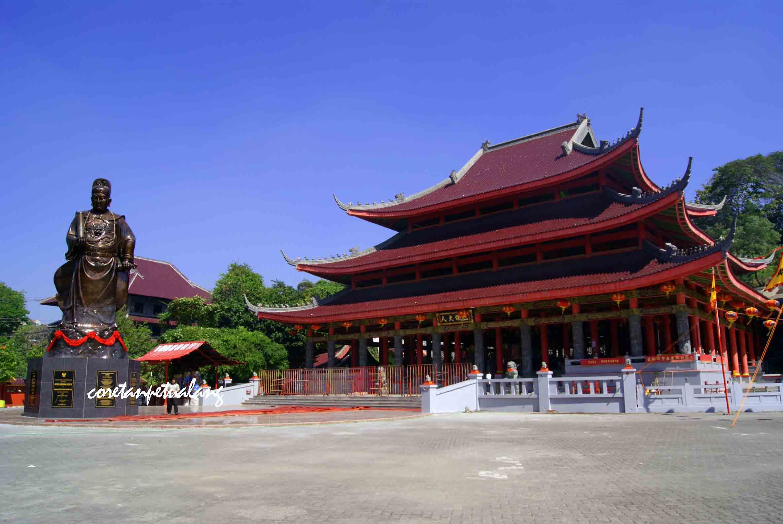 Klenteng Sam Poo Kong Tempat Wisata Semarang Indonesian Heritage Po