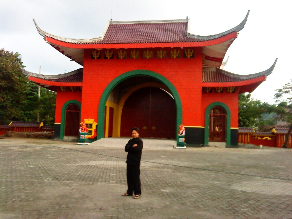 Laksamana Muslim Cheng Ho Coretanpetualang Blog Sisa Klenteng Sam Po