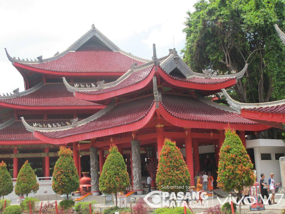 Semarang Jangan Lupa Klenteng Sam Poo Kong Wisata Pasangmata Po