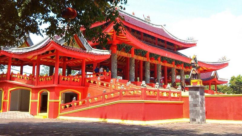 Semarang Tips Wisata Lawang Sewu Vihara Buddhagaya Watugong Memiliki Sejarah