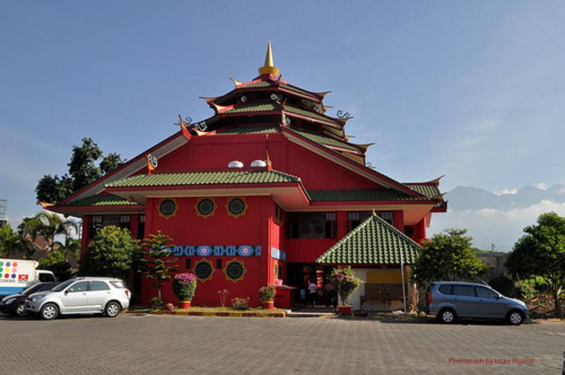 Warta Warganet Klenteng Sam Po Kong Tempat Ibadah Ziarah Wisata