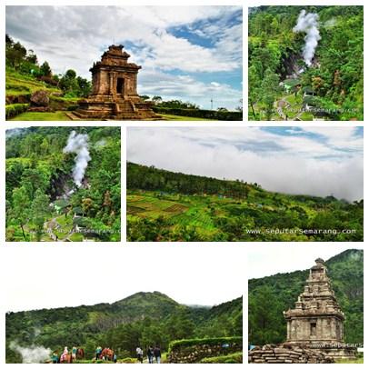 Dliwang Rent Paket Wisata Bandungan Taman Kolam Renang Tirto Argo