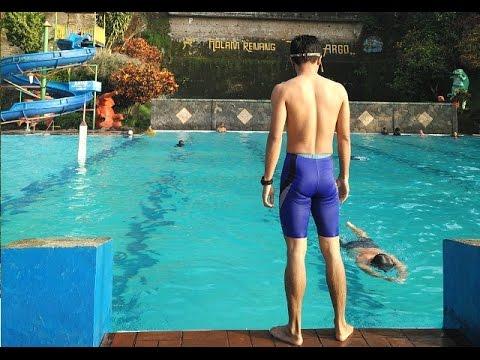 Kolam Renang Tirto Argo Siwarak Ungaran Youtube Kab Semarang