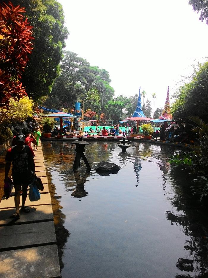 Semarang Coret Bercengkrama Kolam Renang Tirto Argo Siwarak Ungaran Kab
