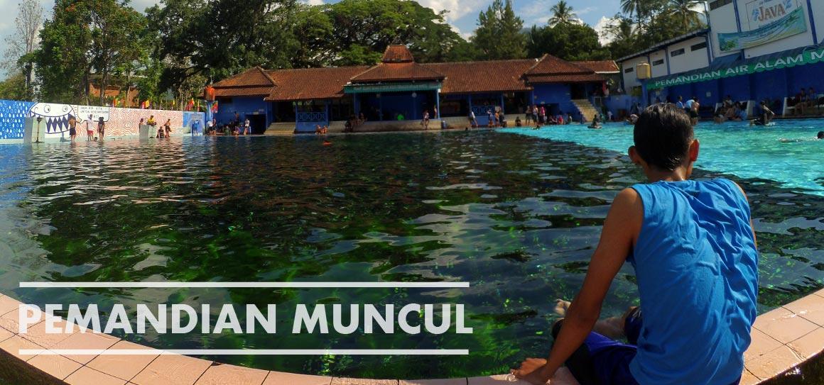 Semarang Tirto Argo Siwarak Berenang Sumber Air Bermain Niagara Pemandian