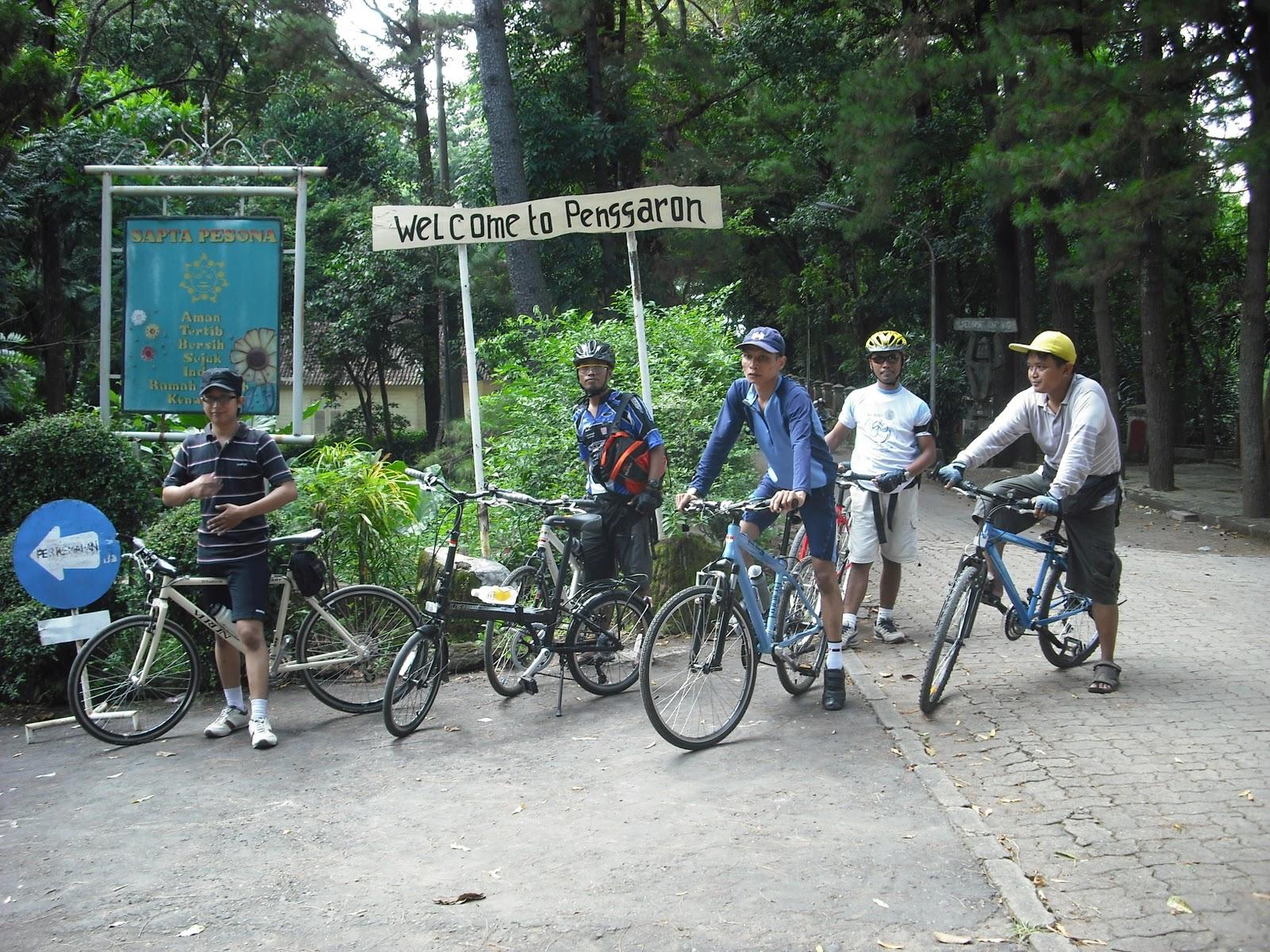 Tempat Pariwisata Kabupaten Semarang Gardu Rt 01 Rw Penggaron Kota