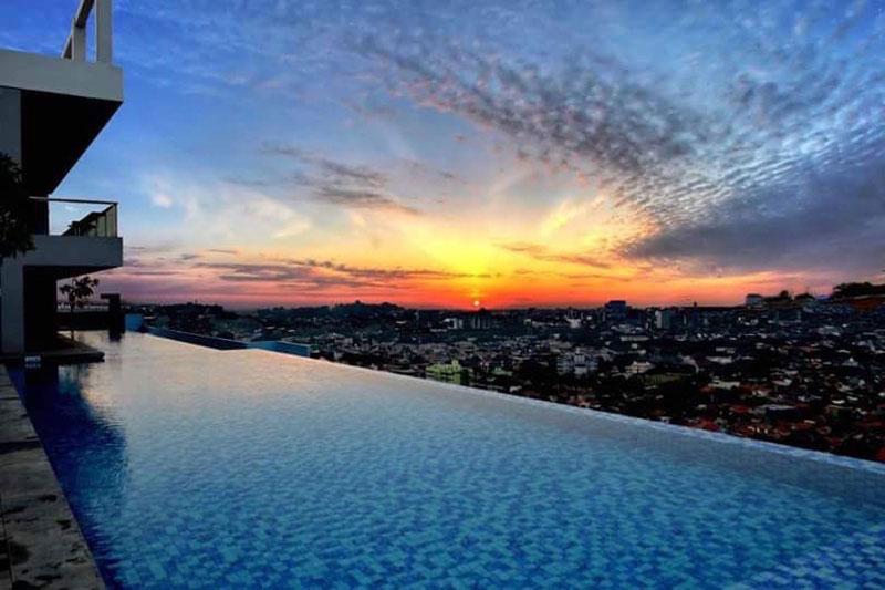 14 Hidden Semarang Inspire Renowned Highest Swimming Pool Indonesia Star