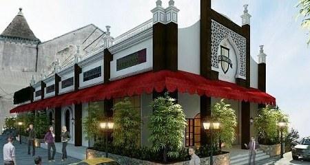 Berfoto 3d City Trick Art Museum Kota Semarang Gedung Kawasan