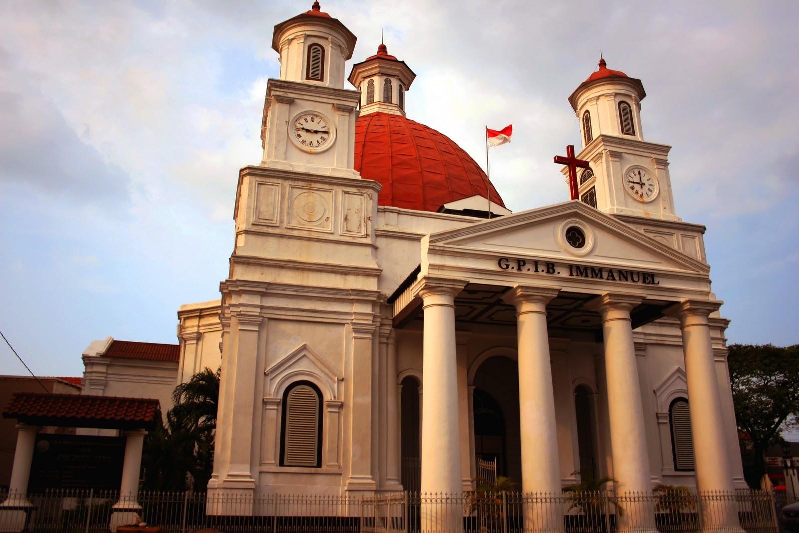 Daftar Bangunan Kuno Semarang Wajib Kamu Kunjungi Nikmati Netherland Kota