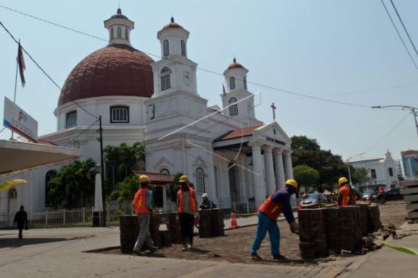 Dana Tambahan Rp30 Miliar Revitalisasi Kota Antara Jateng Semarang Kab