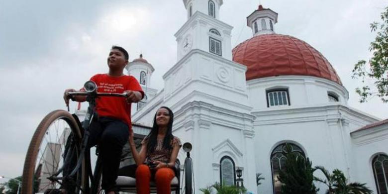 Ganjar Canangkan Infrastruktur Pariwisata 2016 Kompas Kota Semarang Kab