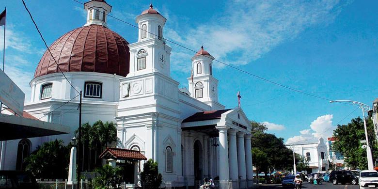 Gedung Tua Kota Semarang Mulai Dimanfaatkan Kompas Kab