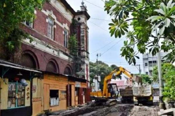 Infrastruktur Kabel Tanam Kota Semarang Jadi Percontohan Kab