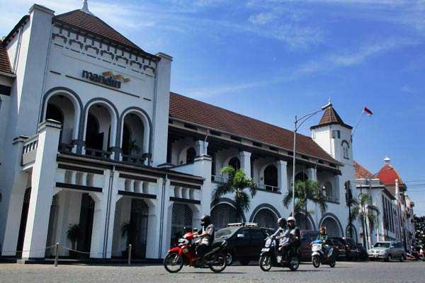 Kawasan Kota Semarang Berpeluang Masuk World Heritage 2020 Jawa Tengah