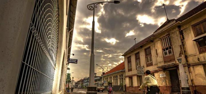 Kemegahan Arsitektur Eropa Kota Semarang Kab