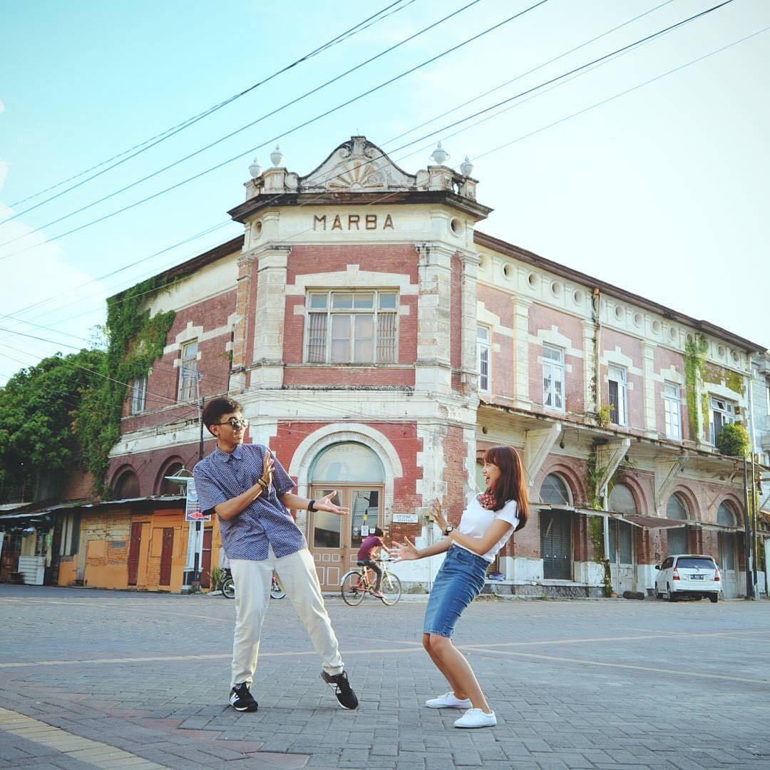 Keren 10 Destinasi Wisata Hits Kota Semarang City Bernadeta Dolaners