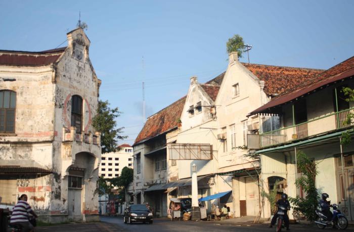 Kota Potongan Sejarah Semarang Center Excellence Sinilah Ibukota Jawa Tengah
