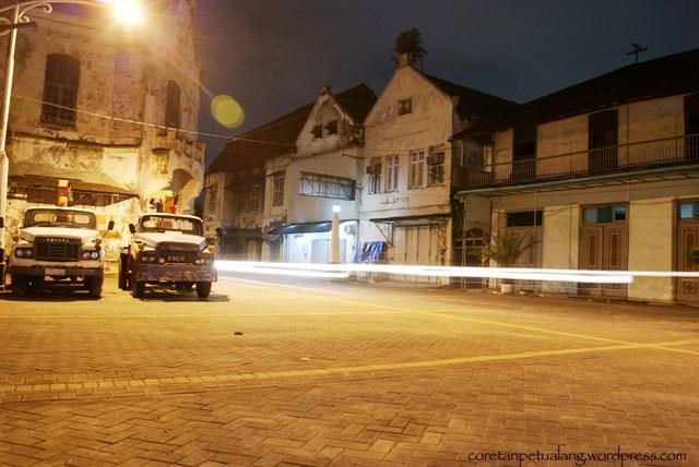Kota Semarang Jelajah Kampung Eropa Malam Hari Kab