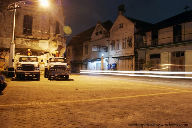 Kota Semarang Jelajah Kampung Eropa Malam Hari Tempat Bisa Dikunjugi