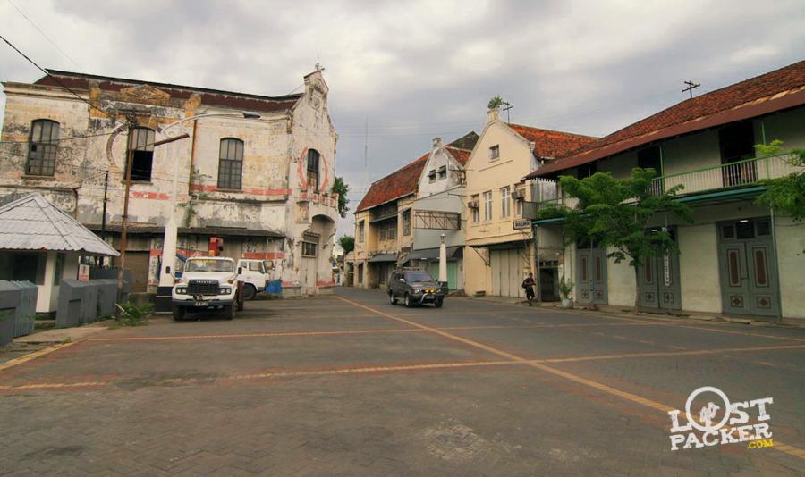 Kota Semarang Netherland Lostpacker Suasana Kab