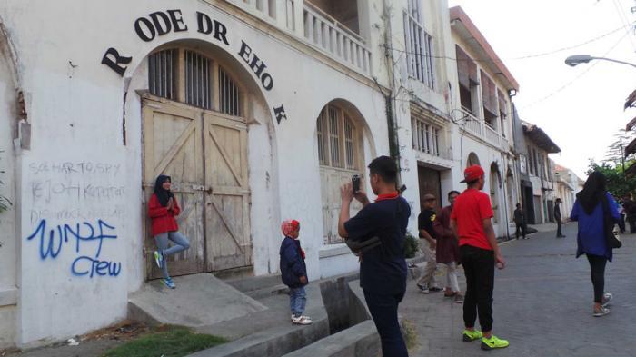 Menghidupkan Kota Tribun Jateng Semarang Kab