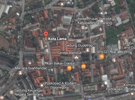 Pesona Keindahan Wisata Kota Tanjung Mas Semarang Jawa Demikianlah Sedikit