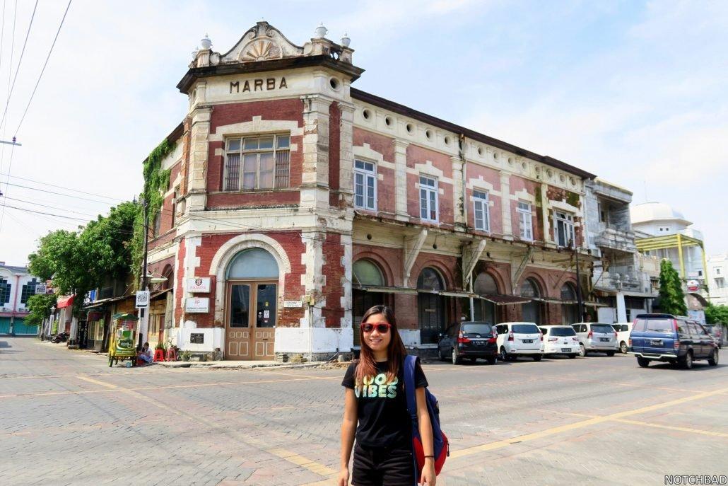 Semarang Day 3 Notchbad Gereja Blenduk Town Antique Kota Kab
