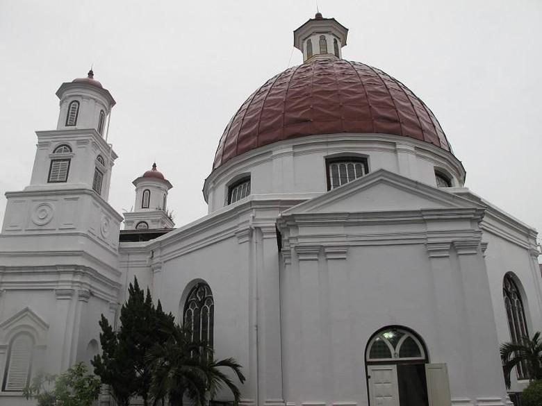 Semarang Ditata Demi Status Warisan Budaya Dunia Kota Kab