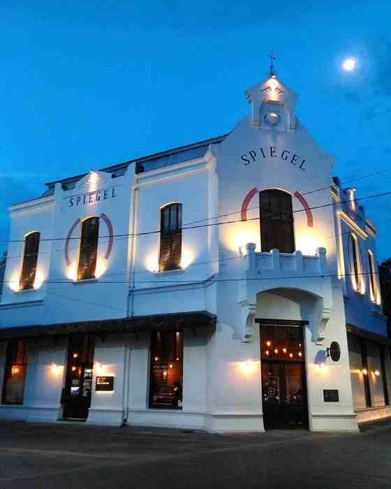 Tempat Wisata Semarang Wajib Dikunjungi Malam Hari Kota Kab