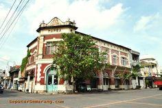 Travel Indonesia Kota Semarang Pabrik Rokok Marba Heritage Building Ouderstaad
