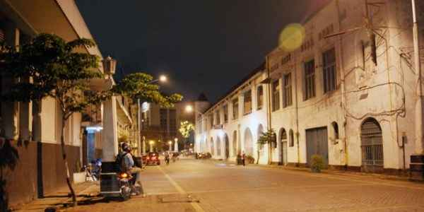 Wisata Malam Mengasyikkan Semarang Panduan Keliling Kota Kab