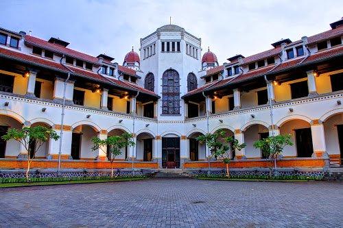 11 Tempat Wisata Semarang Terbaik Liburan 2017 Lawang Sewu Kab