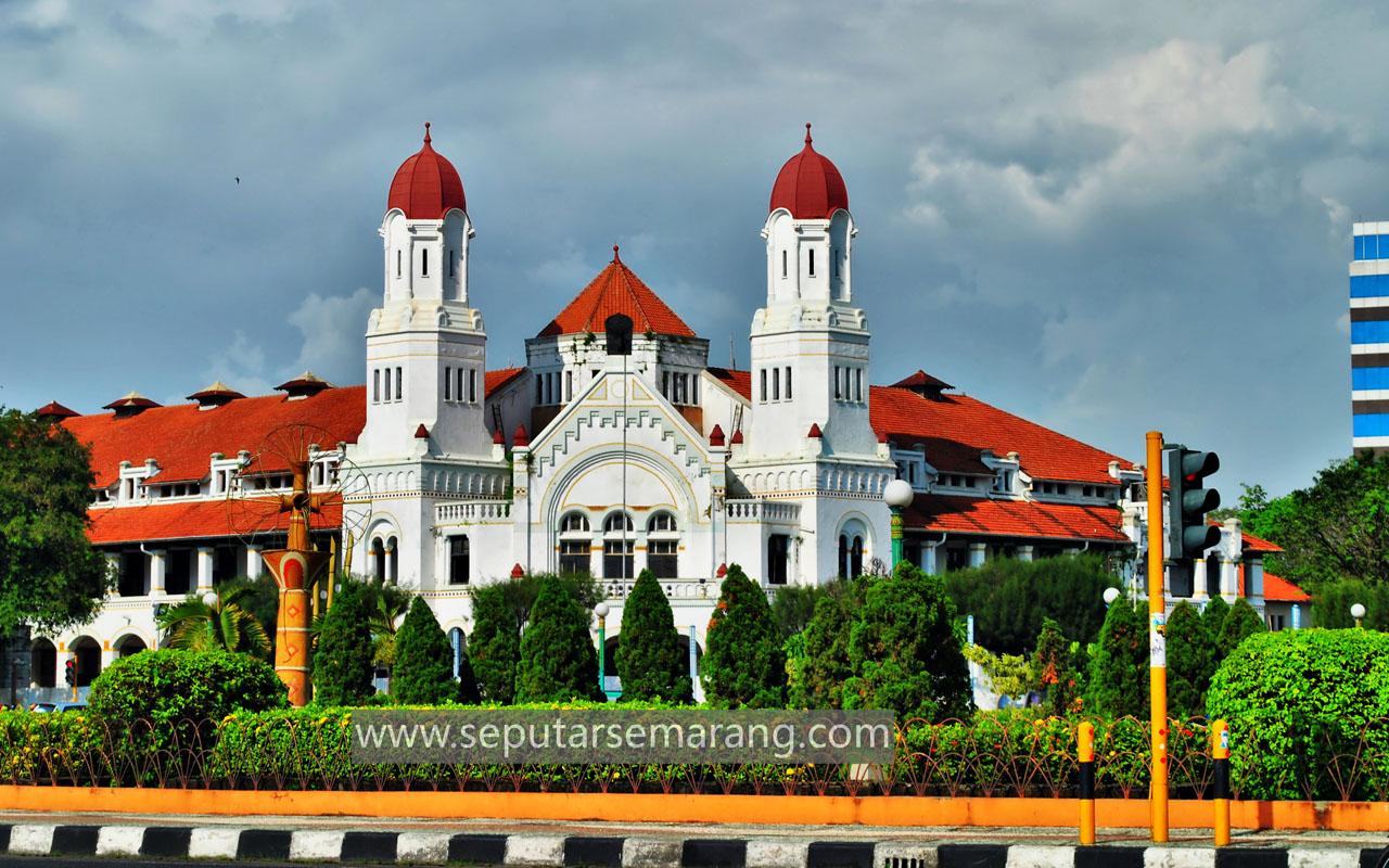 Daftar Lengkap 25 Obyek Wisata Semarang Terkenal Tempat Ikon Lawang