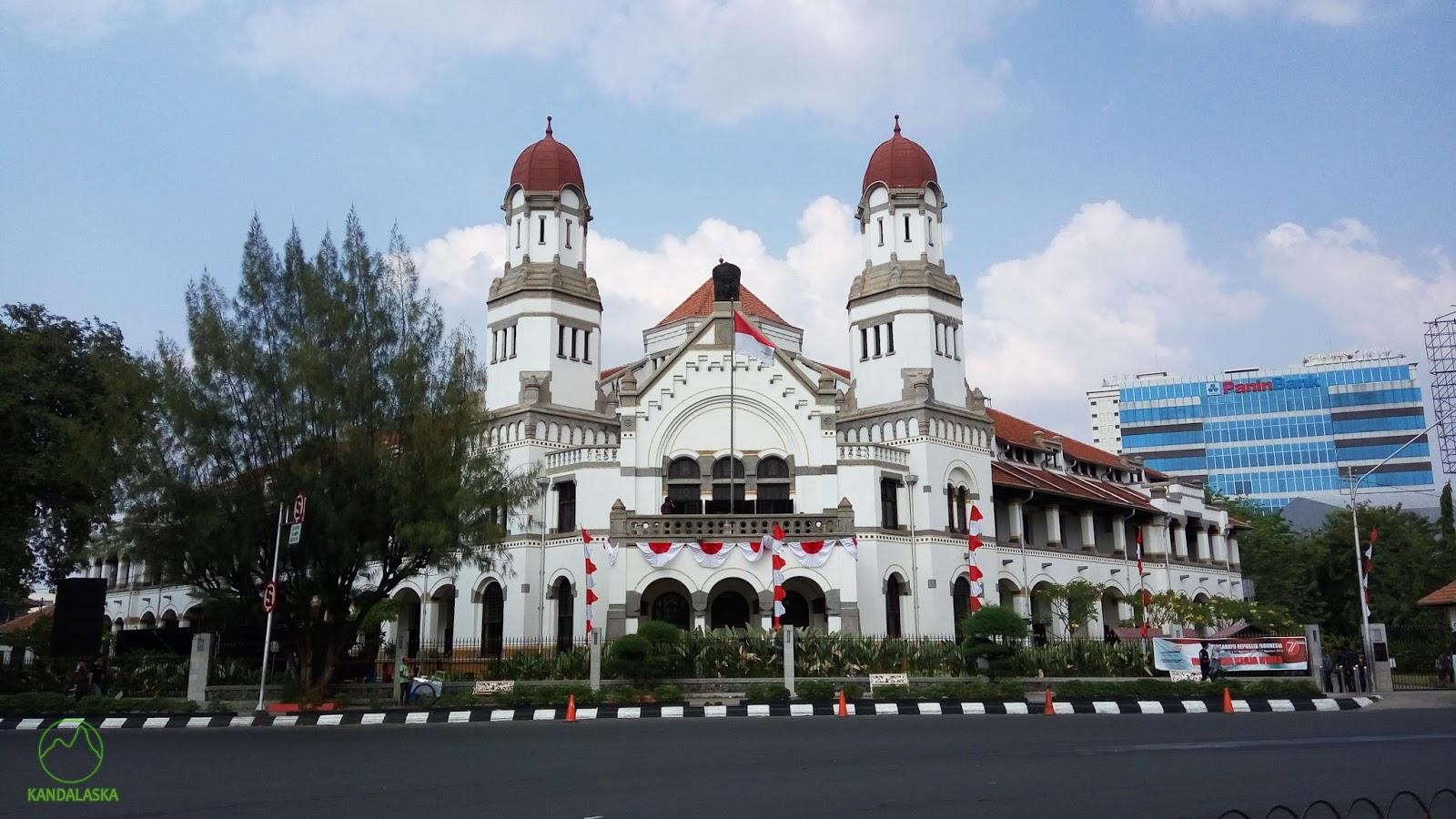 Lawang Sewu Kandalaska Kab Semarang
