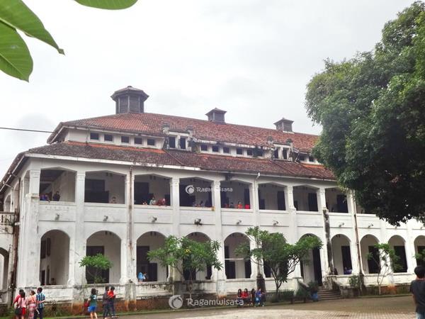 Lawang Sewu Museum Unik Semarang Kota Ragamwisata Kab