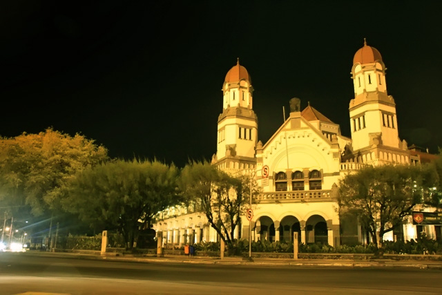 Lawang Sewu Semarang Amazing Indonesiaku Kab