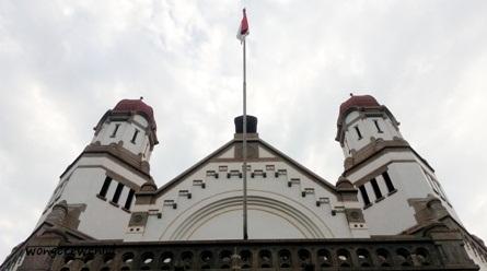 Lawang Sewu Semarang Wongcrewchild Gedung Kab