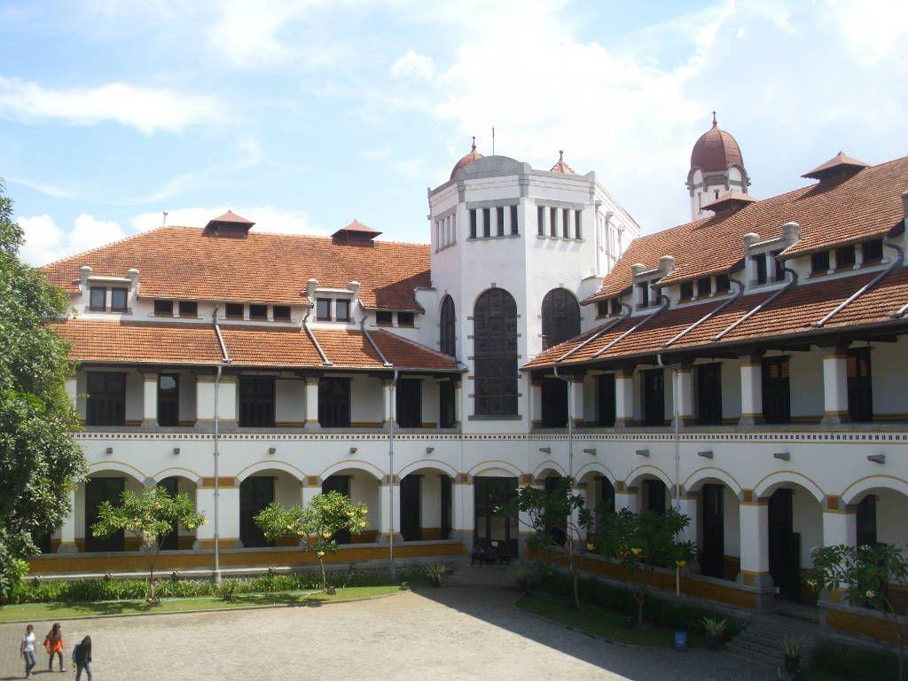 Lawang Sewu Wisatajateng Kab Semarang