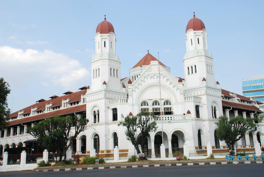 Lawang Sewu Wisatajateng Kota Semarang Kab