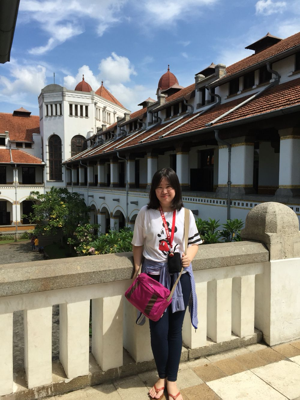 Nis Museum Lawang Sewu Semarang Central Java Fun Travel Kab