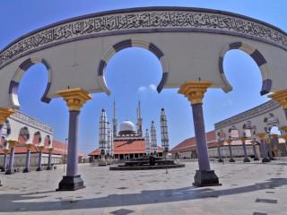 7 Tempat Wisata Terkenal Dicari Semarang Yuk Piknik Masjid Agung