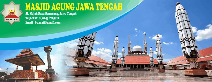Majt Masjid Agung Jawa Tengah Read Kunjungi Profil Plaza Kab
